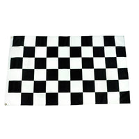 3x5 Foot Checkered Racing Flag