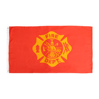 Fire Department 3x5 Foot Flags Banner