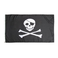Jolly Roger 3'x5' Yard Flag
