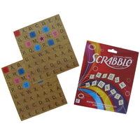 Refrigerator Scrabble Game Set with Alphabet Tiles