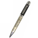 New Ballpoint Pen High Quality Laser Cut with Masonic Seal and Working Tools