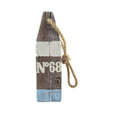 Nautical Wood Fishing Buoy