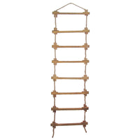 Decorative Pirate Ship Climbing Rope Ladder Rigging Decor