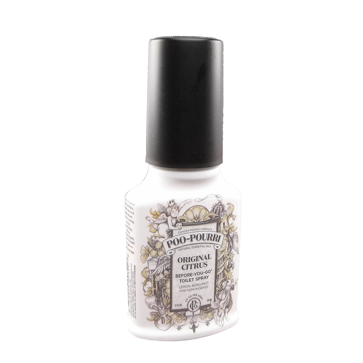 Poo Pourri Original Scent Bathroom Deodorizer Toilet Spray