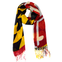 Maryland State Flag Unisex Scarf