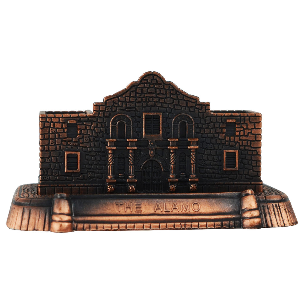 The Alamo Fort Die Cast Collectible  Pencil Sharpener
