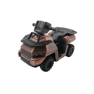 1:24 Scale ATV Quad Model Train Accessory