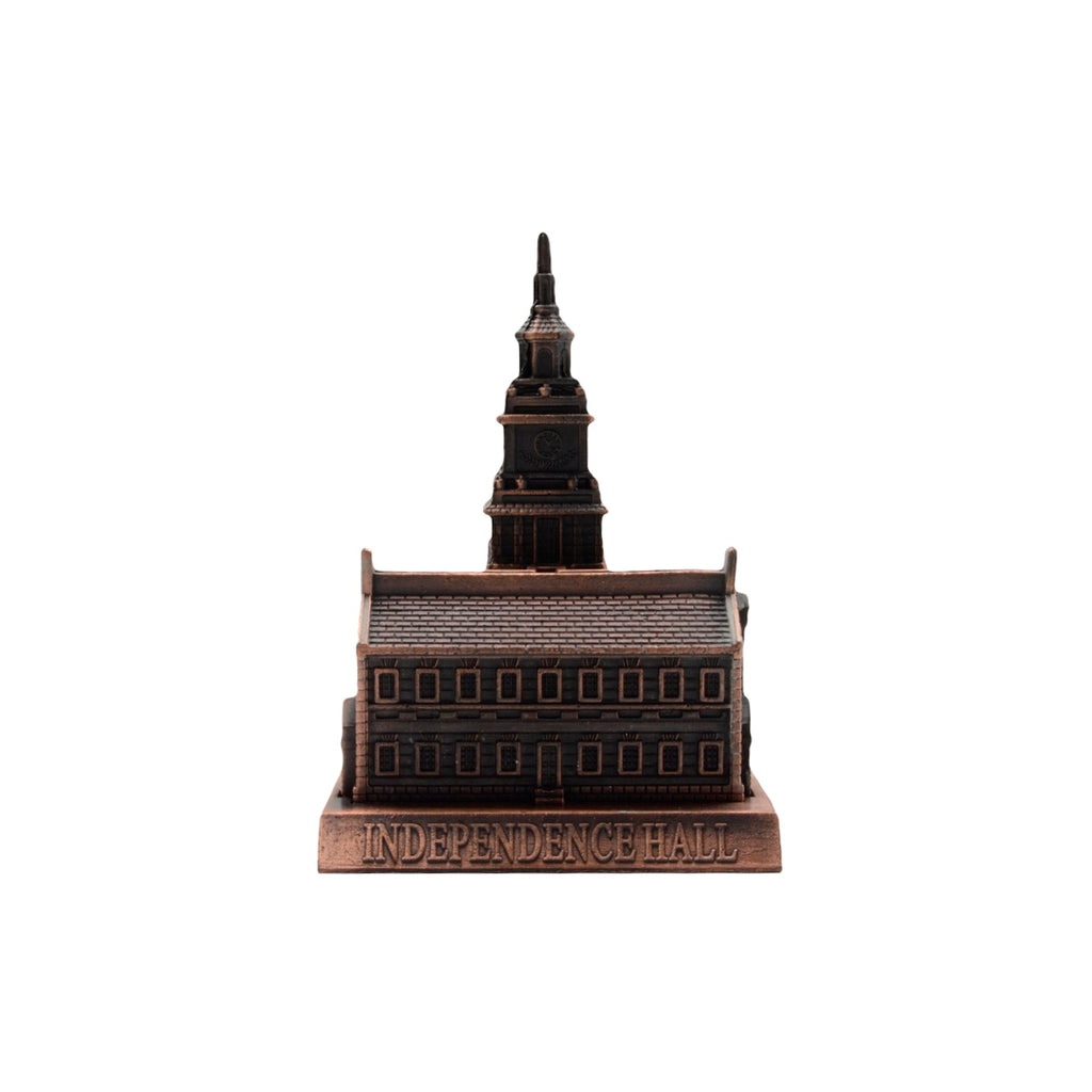 Miniature Die-Cast Model Independence Hall Replica Pencil Sharpener