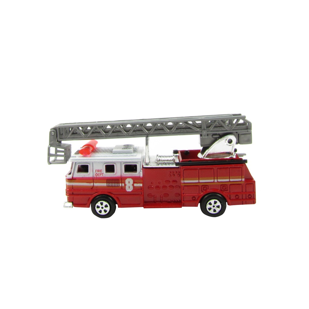1:87 Scale Fire Engine Toy/Pencil Sharpener