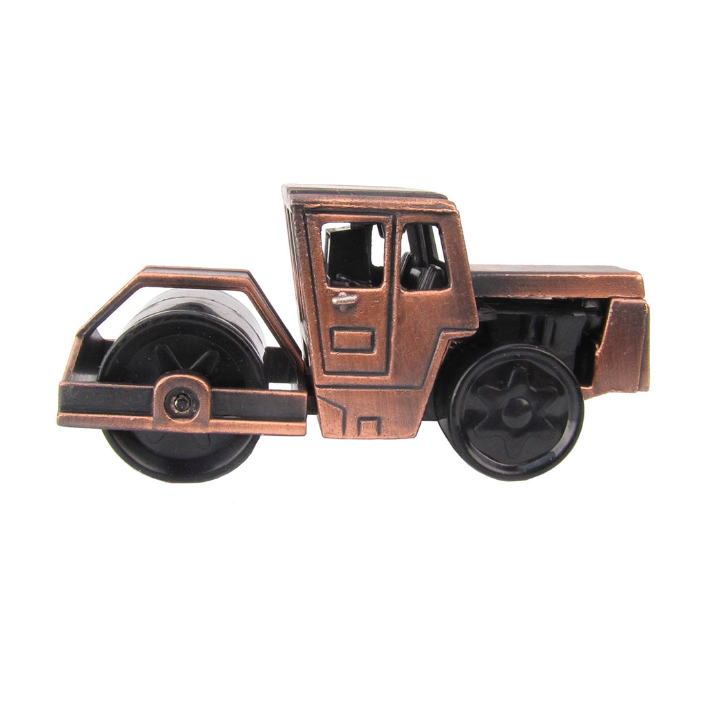 Die Cast Model Steam Roller Pencil Sharpener