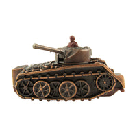 Die Cast 1:72 Scale Army Tank