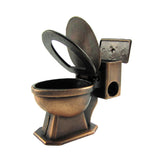 1:12 Scale Dollhouse Metal Toilet Accessory Pencil Sharpener