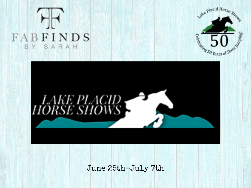 📍On the Scene: The Lake Placid and I LOVE NEW YORK Horse Shows 50th Anniversary