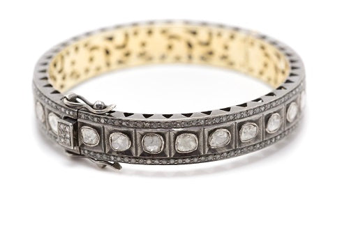 S.Row Designs Diamond Slice Bracelet
