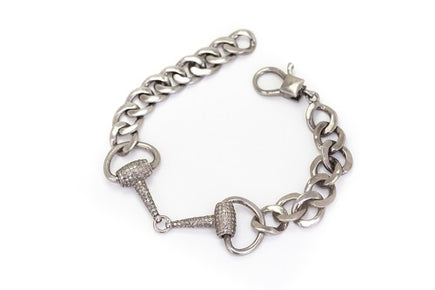 S. Row Designs Diamond Bit Bracelet