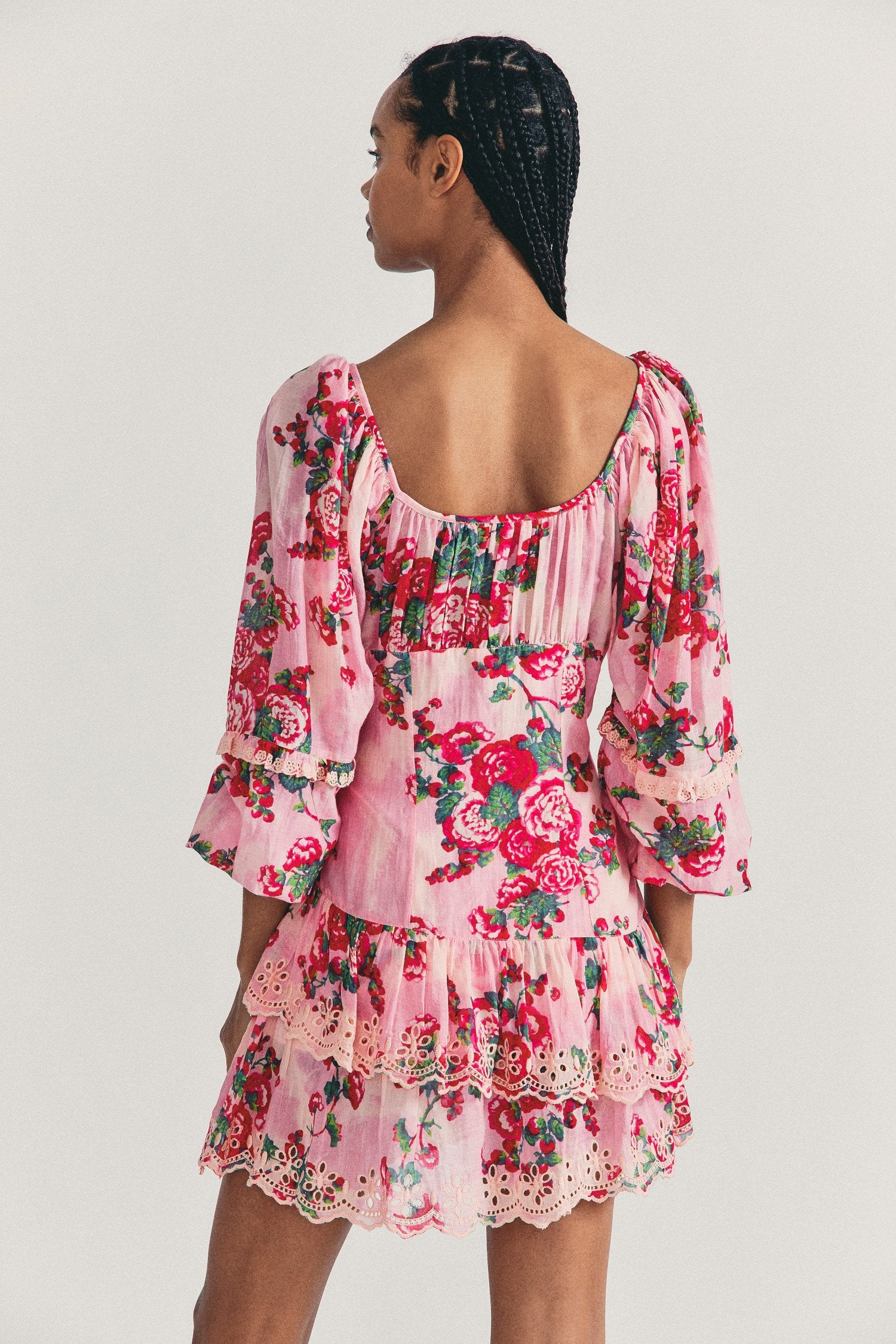 LoveShackFancy Ambrosia Dress