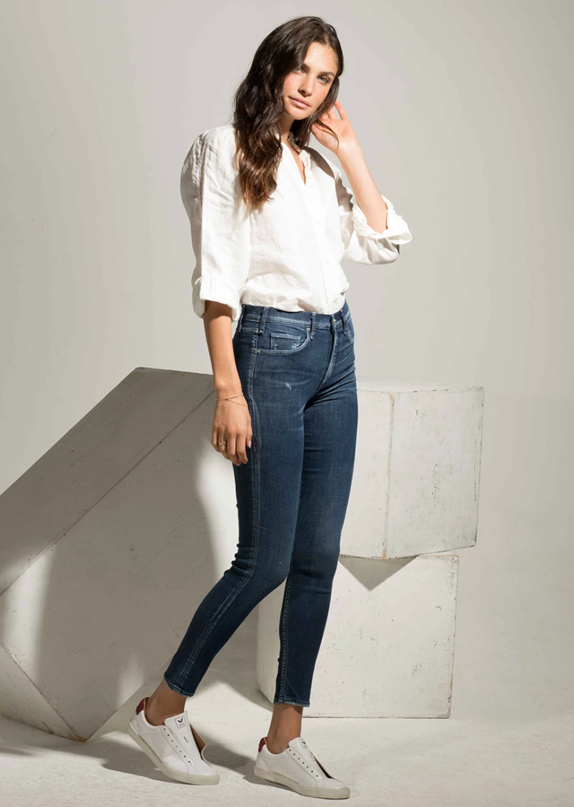 McGuire Highrise Newton Skinny in Francesca