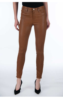 J Brand L8001 Leather Pant IN Eclair