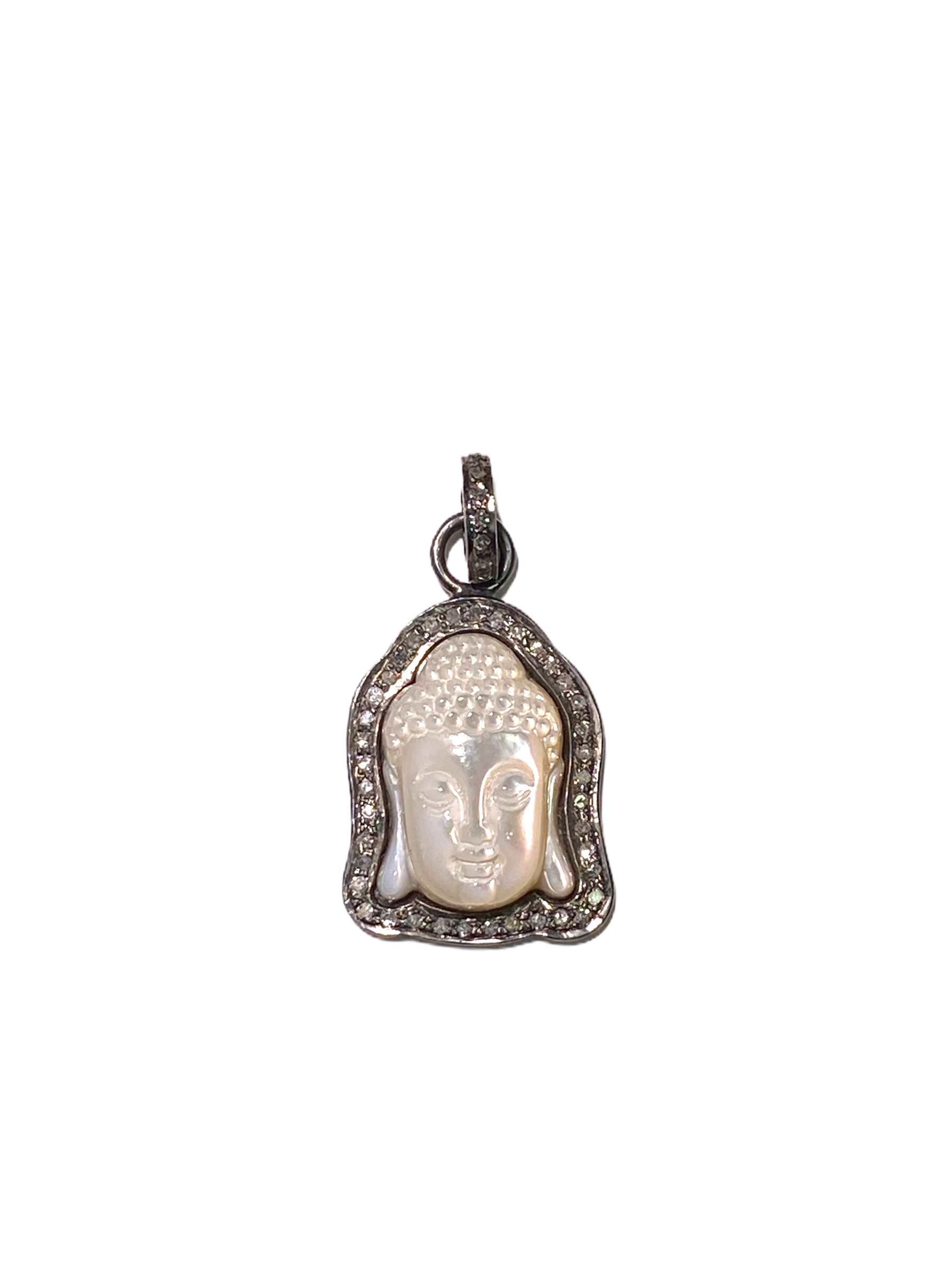 S.Row Designs Small Buddha Pendant