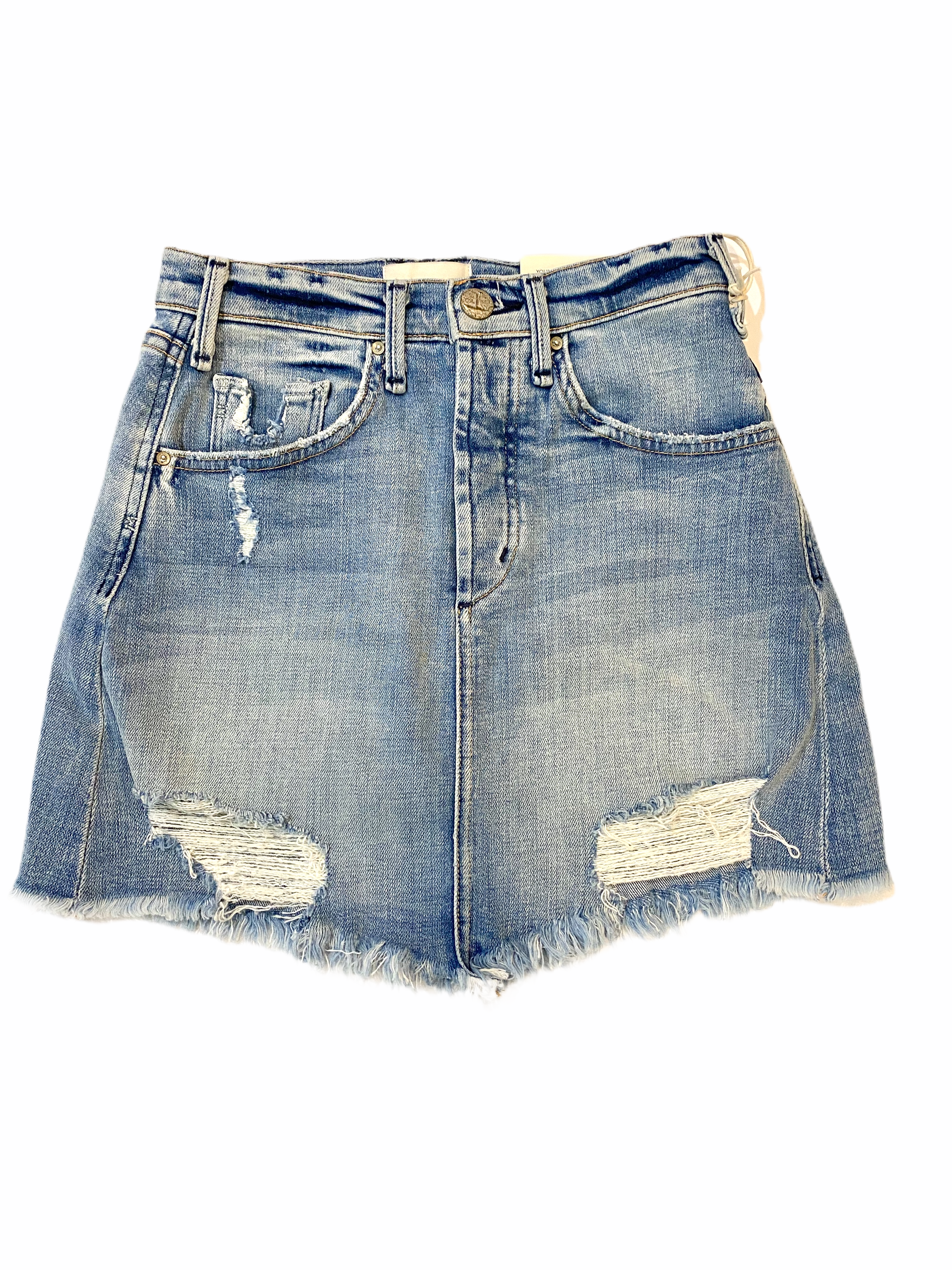 McGuire Isabel Denim Skirt