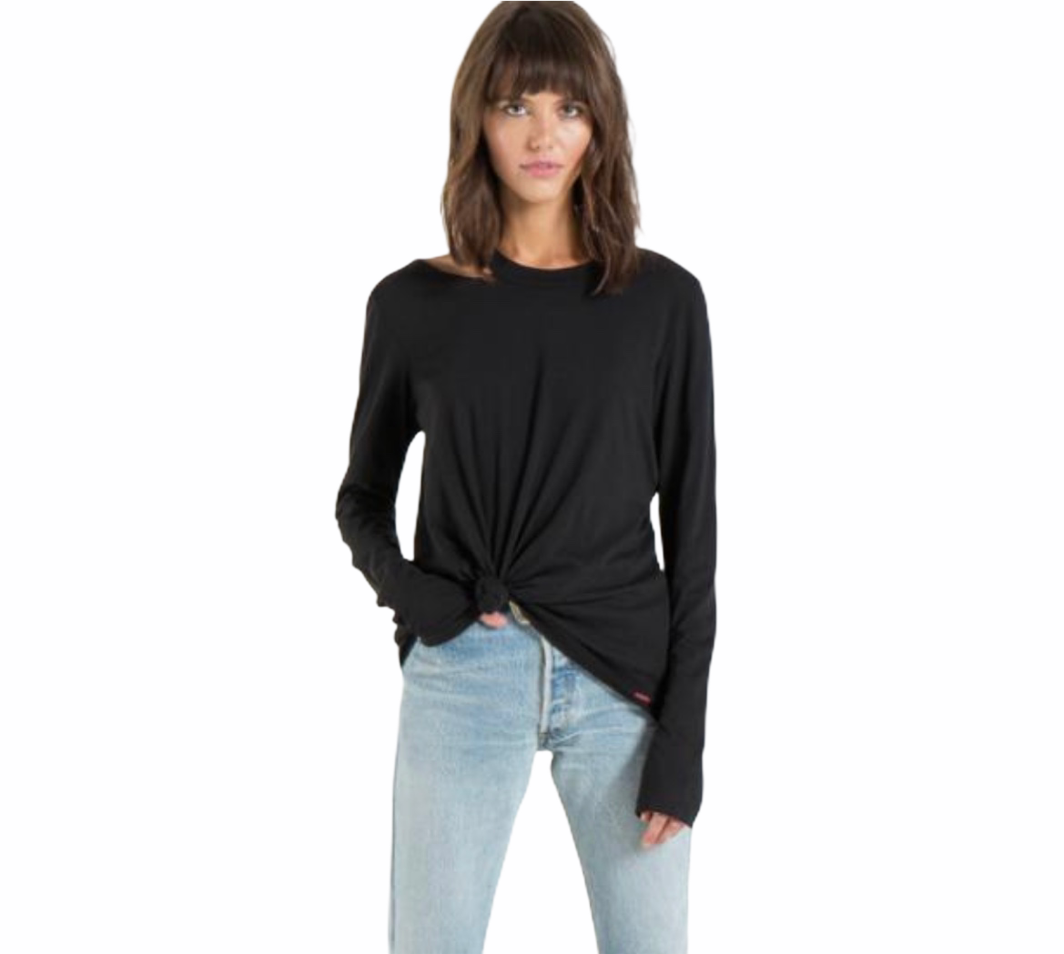 n:philanthropy Alexa Long Sleeve Tee