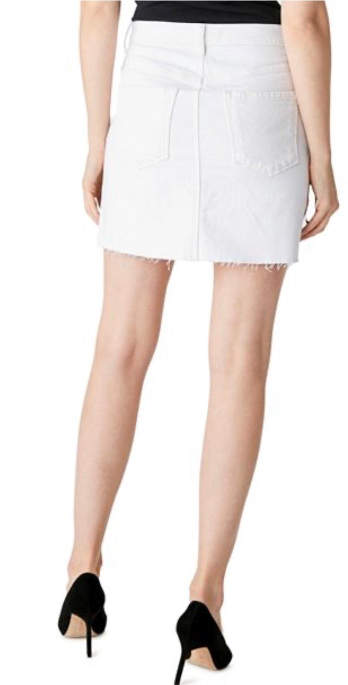 "J Brand ""Jules Skirt"" High Rise Mini"