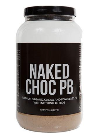Powdered Peanut Butter + Organic Cacao | Naked Choc PB - 2lb
