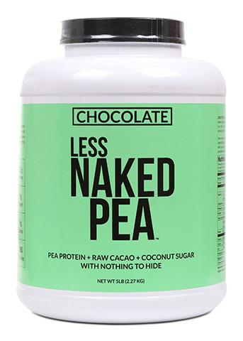Chocolate Pea Protein Powder | Less Naked Chocolate Pea - 5LB