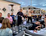 <b>Guided Food Walk</b><br><i><small>Matvandring i Jönköping</br></i></small>