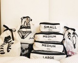 <b> Bag-all</b> <br><i><small>Personliga påsar och fodral</br></i></small>