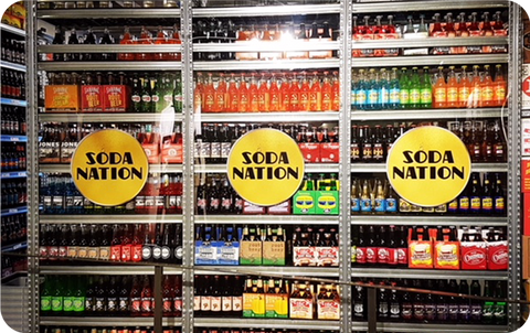 <b>Soda Nation</b> <br><i><small>Presentkort</br></i></small>