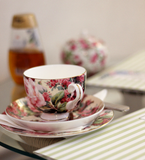 <b>Tea & Garden</b> <br><i><small>Afternoon tea för två</br></i></small>
