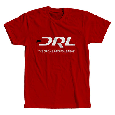 DRL Classic T-Shirt - Red