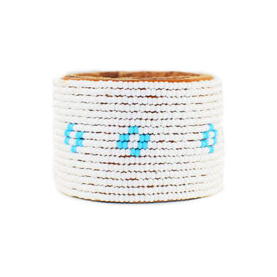 Diomand Light Blue Cuff