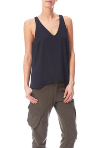 Cambridge Tank - Navy