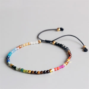 12 Constellation Lucky Stone Bracelets