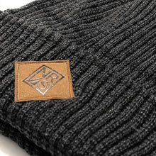 Load image into Gallery viewer, Logo Beanie Up Close