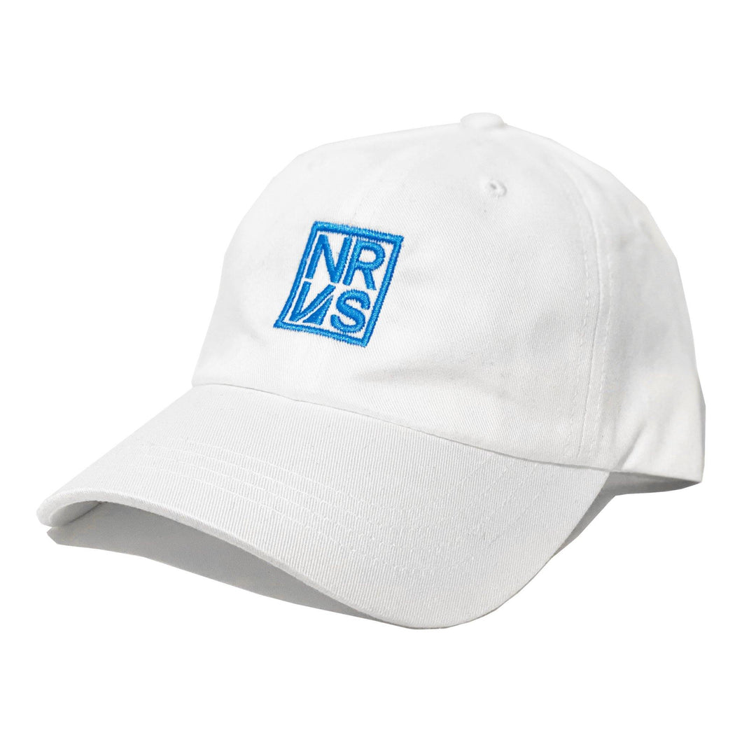 Logo Hat - White