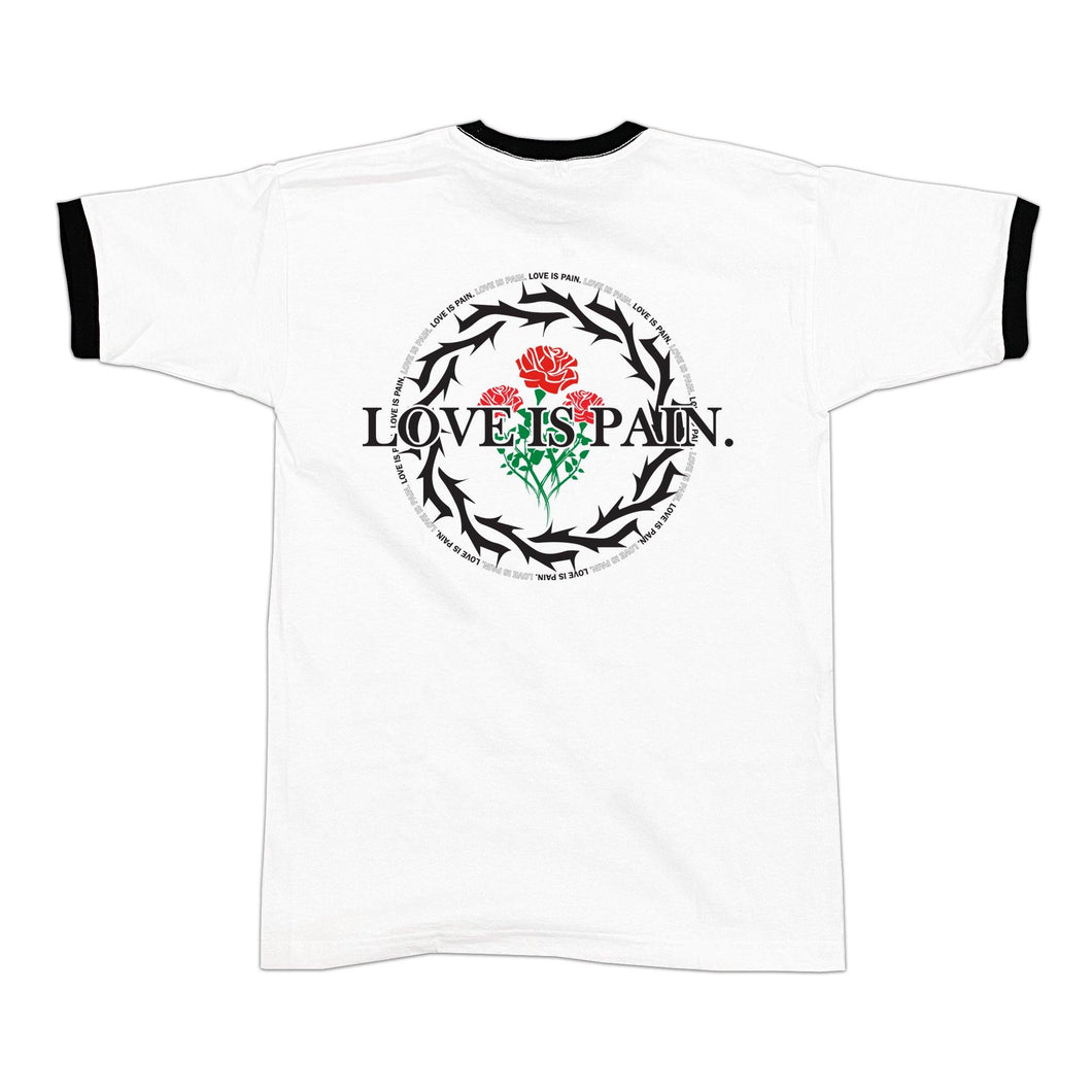 Love is Pain Ringer Tee