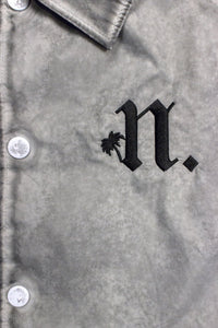 "Palm Tree ""N"" Coaches Jacket"