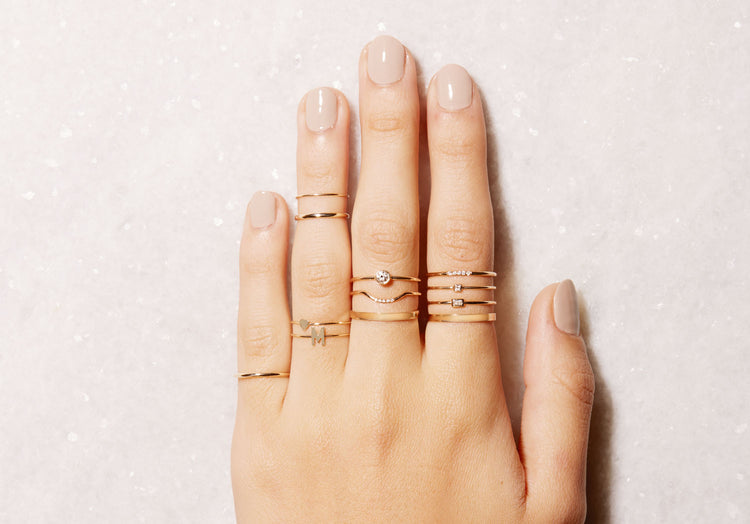 This is How You Perfect Your Ring Stack