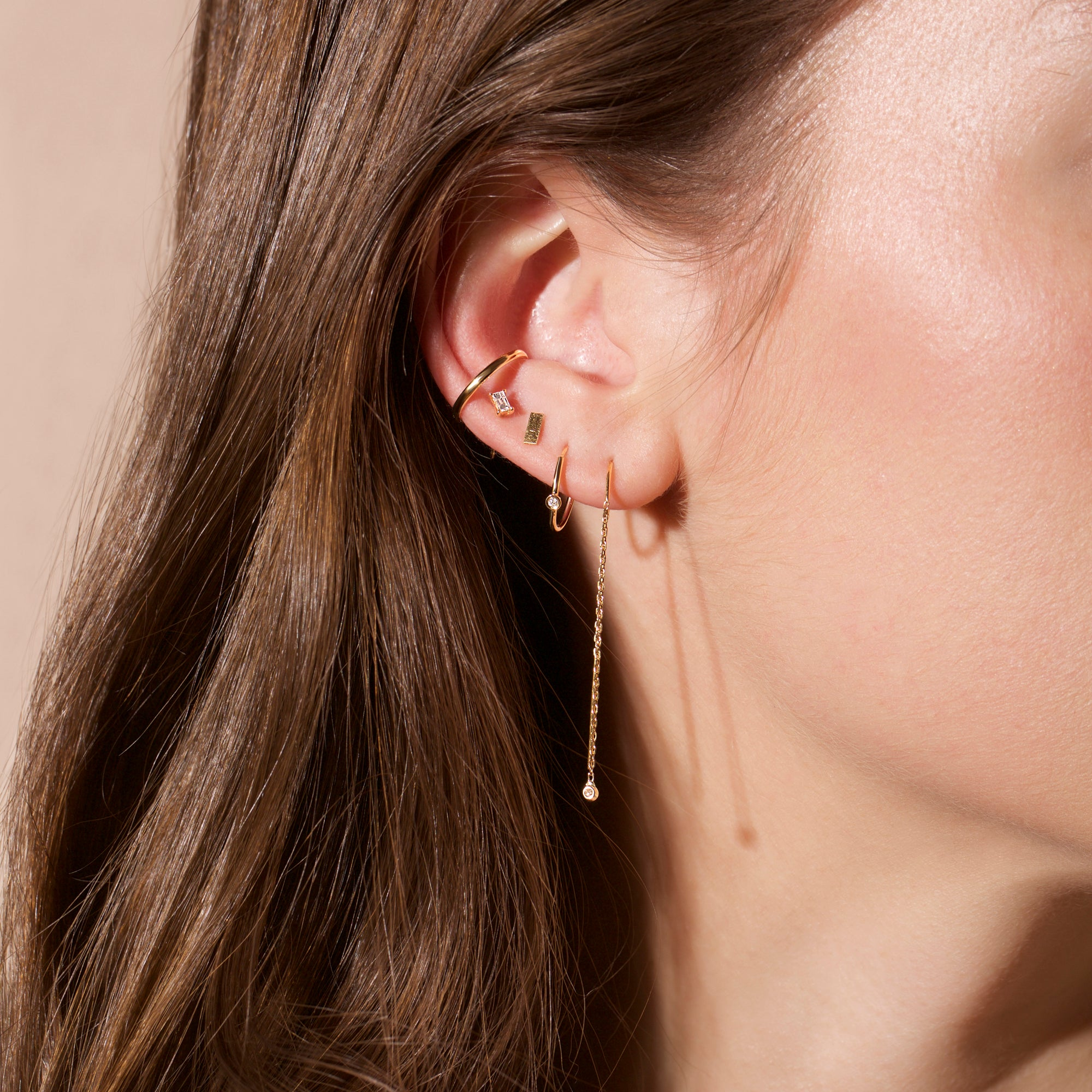 Multiple Ear Piercing Earrings