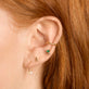 Rose Gold Fine Ear Cuff