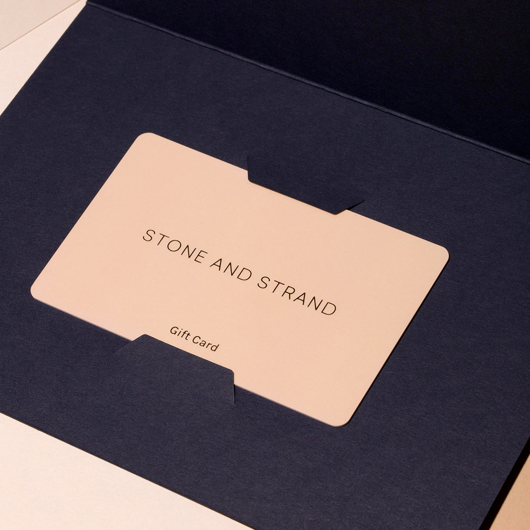 Stone and Strand Gift Card