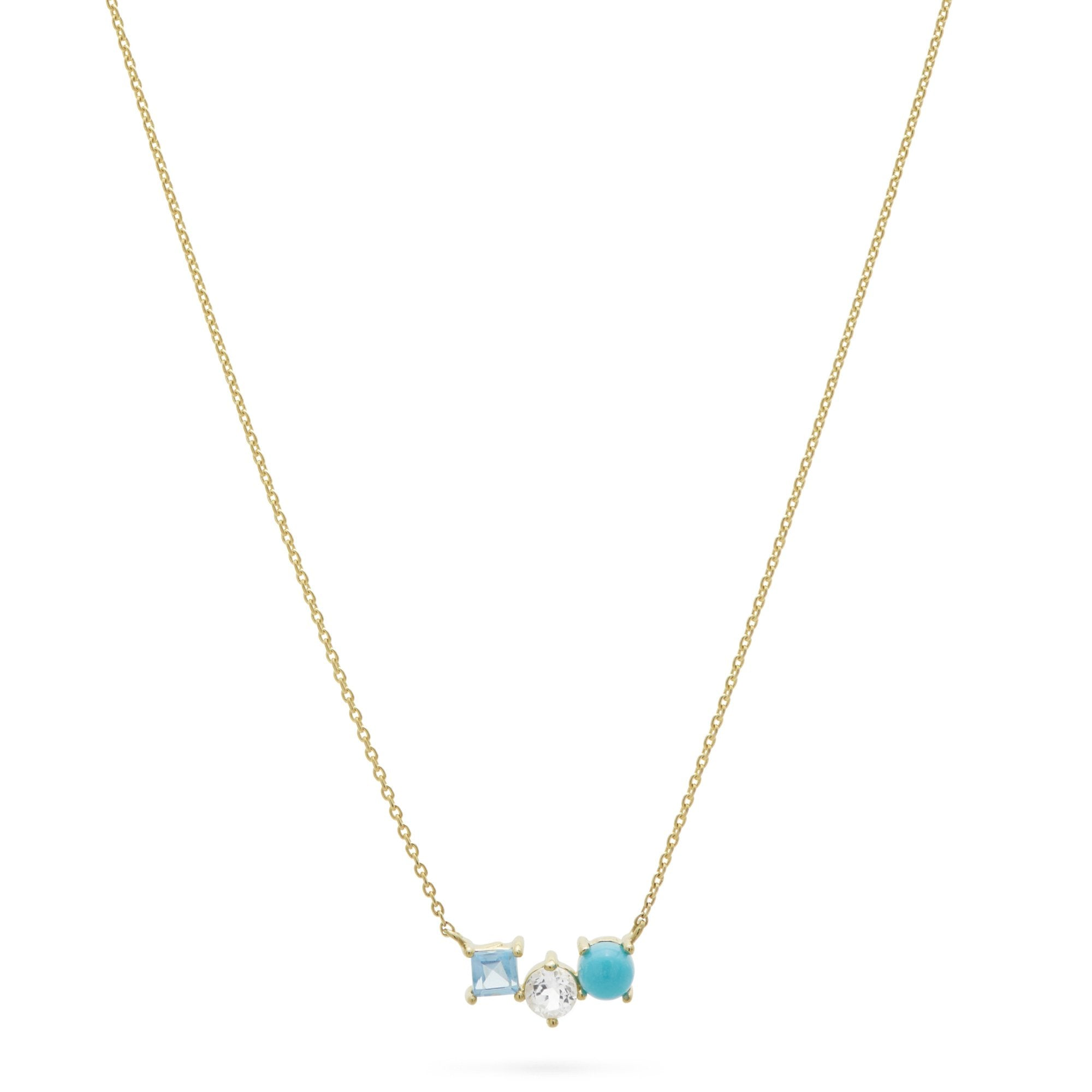 Princess Turquoise Necklace