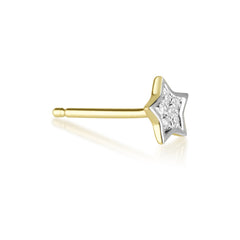 unique diamond studs