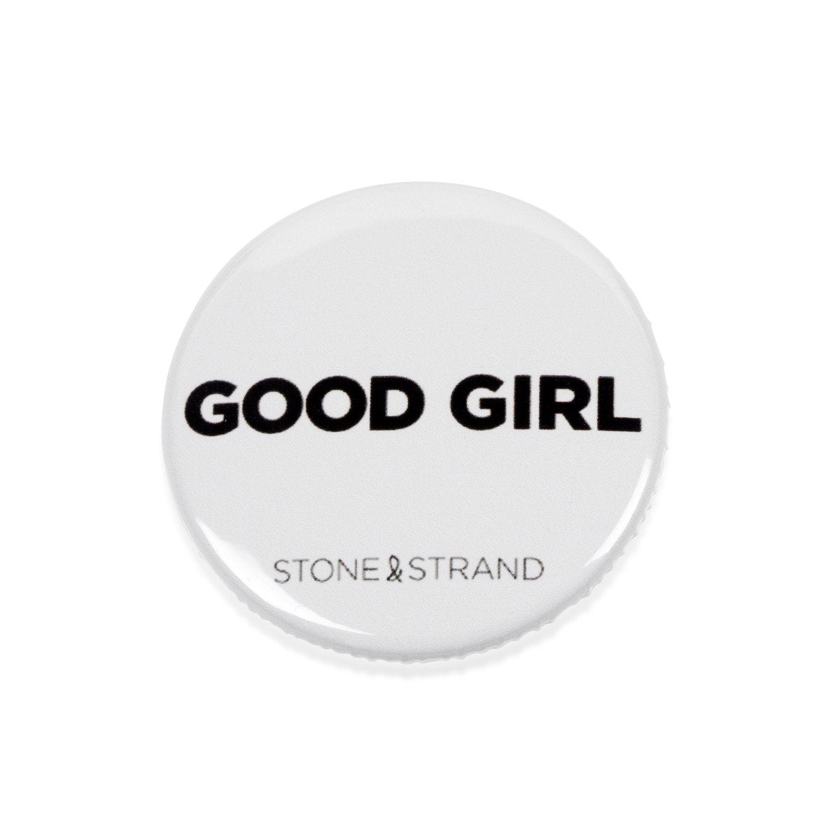 Good Girl Pin - STONE AND STRAND