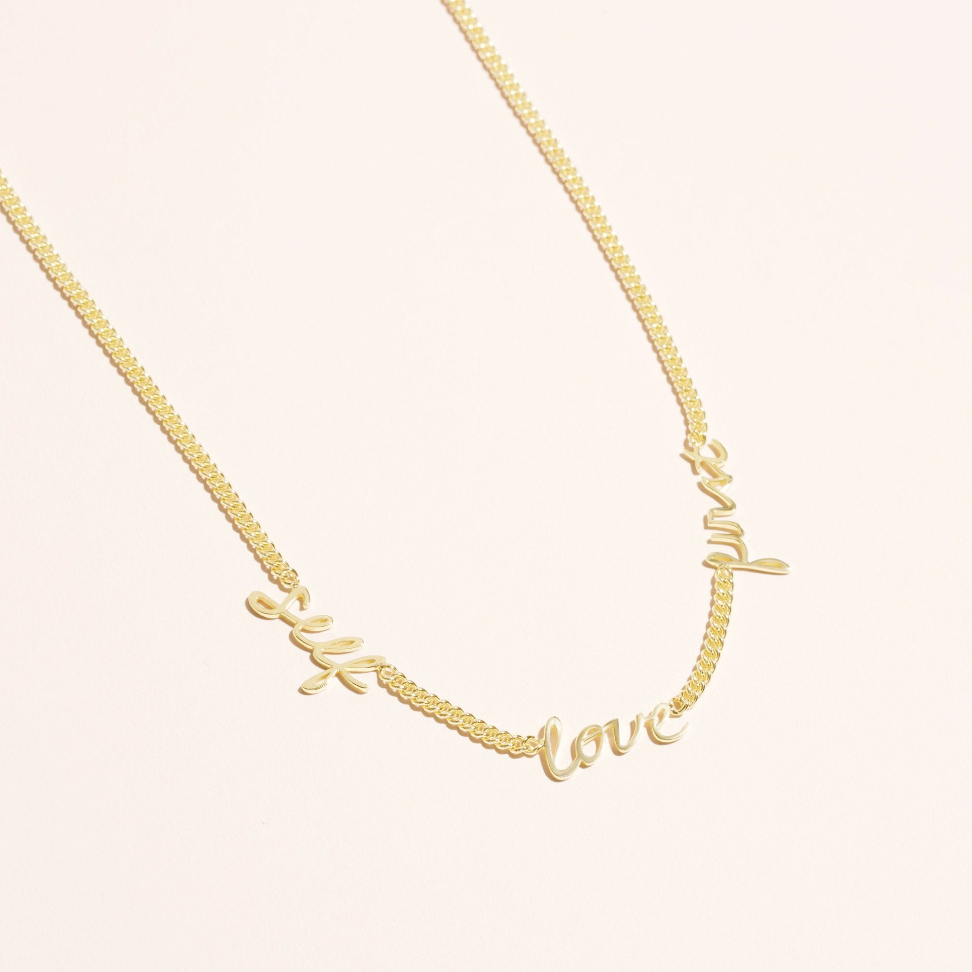 Self Love First Necklace