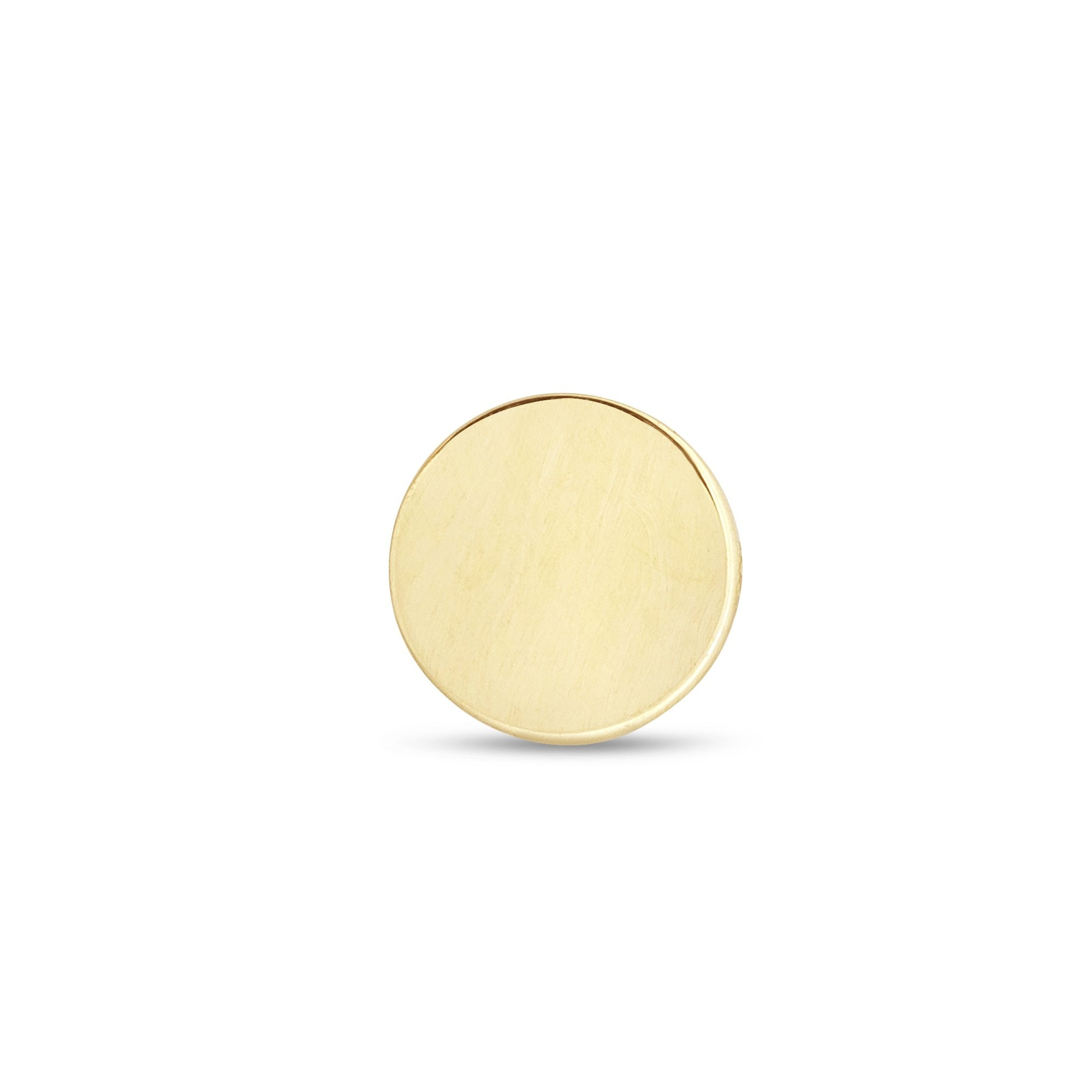 30c8692a741f2d Tiny Dot Stud Earring – STONE AND STRAND