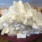 Selenite Bar